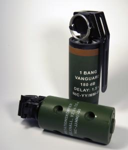 Operation Fire Magic - the starting gun for Rheinmetall special effects pyrotechnics