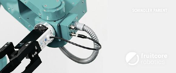 fruitcore entwickelt Industrieroboter mit Perspektive