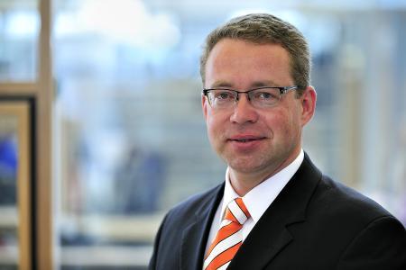Oliver Schmidt, Bereichsvorstand Bechtle