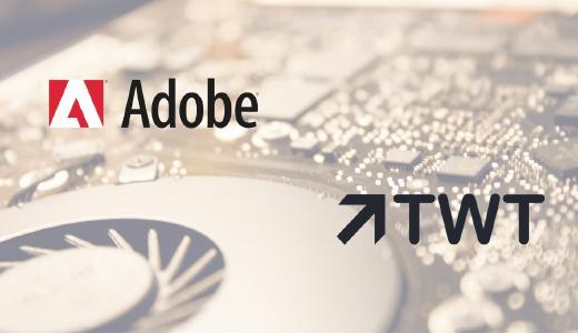 TWT erweitert Leistungsportfolio um Adobe Marketing Cloud