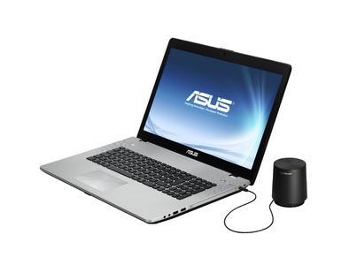 ASUS N6 Multimedia-Notebooks: Unglaublicher Sound im neuen Design