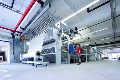 Hochmoderne Anlagen und Prozesse gewährleisten eine konstant optimale Qualität der ausgeführten Ausrüstungsleistungen. Hier im Bild die hocheffiziente, neu in Betrieb genommene Titananlage, die Zeit- und Energie-Ressourcen bei Cilander weiter optimiert / Bild: AG Cilander