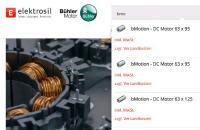 News aus unserem Online-Shop/  bMotion ist eine komplett neu entwickelte modulare Antriebsplattform aus DC Motoren, Getrieben, Encodern und Bremsen. Maximale Modularität, Produktvielfalt, einfache Kombinierbarkeit und eine hohe Anzahl vordefinierter Varianten schaffen optimal auf die Kundenbedürfnisse abgestimmte Antriebslösungen