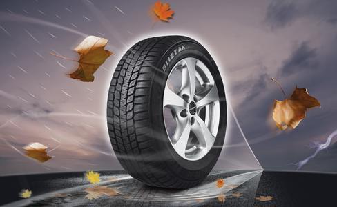 Mit Bridgestone und Philips sicher durch Herbst und Winter