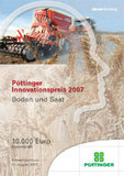 Pöttinger vergibt Innovationspreis 2007