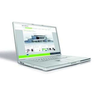 Unter www.schueco.de/kampagnenzentrale stellt Schüco seinen Partnern in einem geschützten Bereich im Internet ein interaktives Angebot zum individuellen Fortführen der Kampagne zur Verfügung