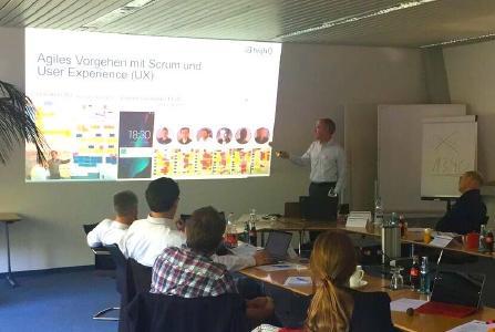 Der diesjährige QFD Best Practice Workshop fand bei der highQ Computerlösungen GmbH in Frei-burg statt.