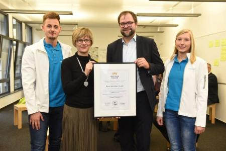 "Bayernwerk bleibt ""best place to learn"""