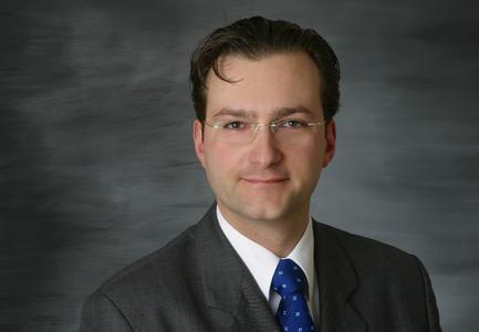 Hans-Günter Börgmann, Geschäftsführer der Iron Mountain Deutschland GmbH