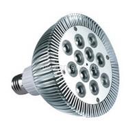 12 Watt LED-Strahler ersetzt 100 Watt PAR-38-Strahler