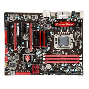 FOXCONN Flaming Blade GTI, X58 Mainboard   Sockel 1366