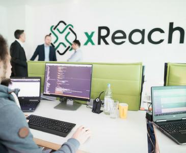 Relaunch xReach Website