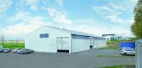 Industriehalle von Losberger De Boer
