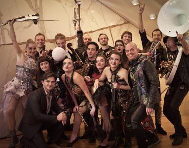 Berlin Show Orchestra beim Famab Award