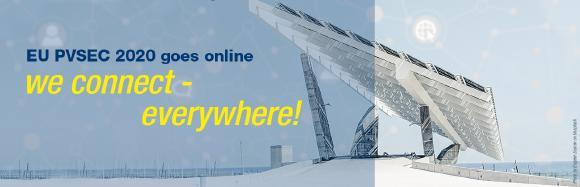 EU PVSEC2 020   We Connect Everywhere
