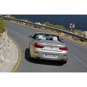 The new BMW 6 Series Convertible - On Location