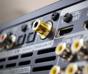 Denon Link HD Anschluss
