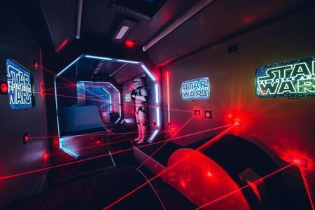 Einzigartige Besuchermagnete im Freizeitsektor - Interaktive Laserspiele von Bocatec
