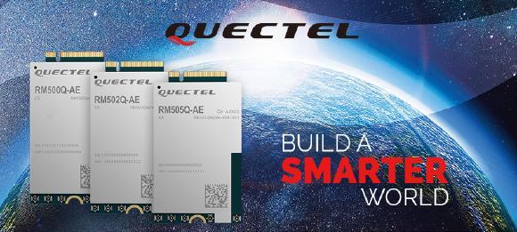 Neue 5G-Funkmodule von Quectel