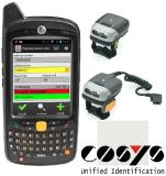 Zebra MC67 mit mobiler COSYS Software