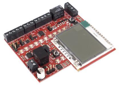 Der I/O-Extender – eine Erweiterung für das TWN4 MultiTech Nano Development Board (Bildquelle: Elatec)