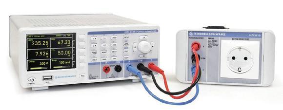 eistungsmesser und -analysator R&S®HMC8015