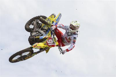 Work to do for Suzuki MXGP in Mexican Altitude