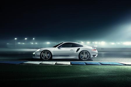 Porsche 911 Turbo models