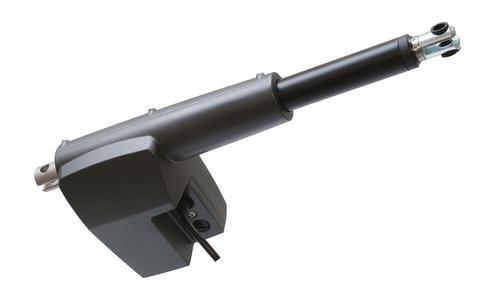 Aufgrund des robusten Designs kann der LA35 auch unter rauen und extremen Bedingungen eingesetzt werden. Er wurde entwickelt, um sich der Herausforderung in industriellen Applikationen, einschließlich Solar-Trackern, zu stellen