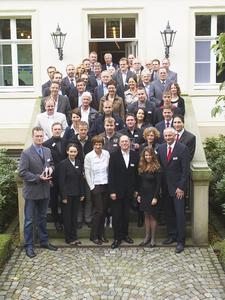 Deutscher Fassadenpreis 2008: Gruppenfoto der Preisträger