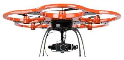 A new generation of copters: Aibotix puts on the market the Aibot X6 V2
