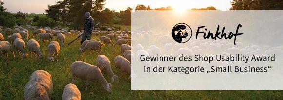 """ökologische Produkte """"rund ums Schaf"""""""