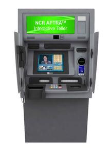 Mit NCR APTRA Interactive Teller können Banken ihren Kunden eine 24/7 Kontaktmöglichkeit sowie zusätzliche Dienstleistungen bieten