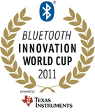 Texas Instruments ist Hauptsponsor des Bluetooth Innovation World Cup 2011