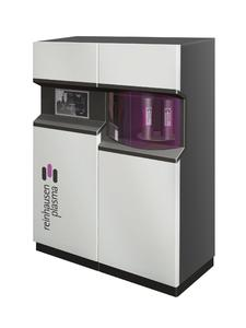 For the first time, the patented plasmadust technology permits almost all materials to be metallized and coated without solvents and with extremely efficient use of energy. This innovative coating procedure is based on a combination process of cold.active plasma and micro/nano particles.