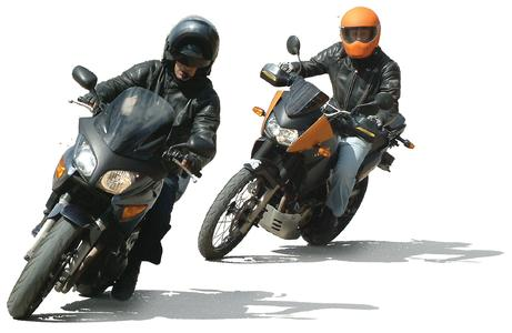 Cardo scala-rider Q2, Motorradfahrer