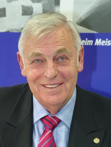 Dipl.- Ing. (FH) Kurt Seelmann, Präsident der Handwerkskammer für Oberfranken