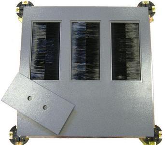 CoolControl Rackbodenplatte: Höhere Kühlungseffizienz, Schutz vor Staub und Hot Spots.