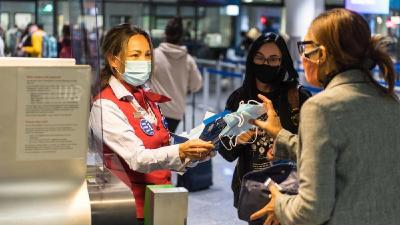 Luftsicherheit in Zeiten der Corona-Pandemie