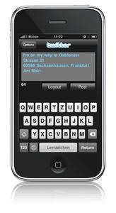 MobileNavigator iPhone Twitter