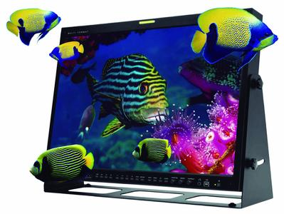 TDM-243W: Neues 3D-Display von TVLogic