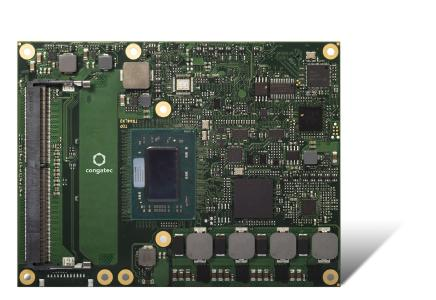 congatec launches COM Express Type 6 module with AMD Ryzen™ Embedded