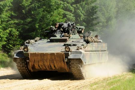 Rheinmetall books €110 million-contract to extend the service life of the Marder infantry fighting vehicle for the Bundeswehr
