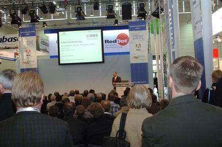 VOI-Forum auf der DMS EXPO 2007