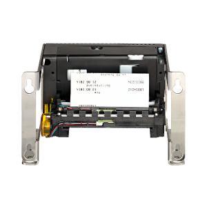 Papierausgabe fest im Griff: Neuer GeBE Outdoor Drucker mit schützendem Präsenter für 82 mm Papierbreite
