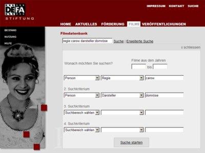 DEFA - Stiftung - Filme - Filme.png