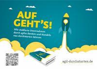 Buchveröffentlichung - AUF GEHT'S