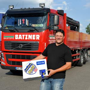 Goodyear Held der Straße Juni 2012 Bernd Appelmann