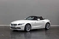 BMW Z4 with new equipment package Design Pure Balance