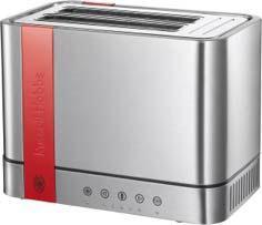 Steel Touch Toaster